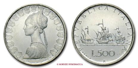 b7e029205d Le monete della Repubblica Italiana proposte dalla Moruzzi Numismatica