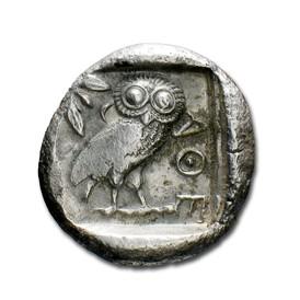 Il tetradramma ateniese - Moruzzi Numismatica Roma