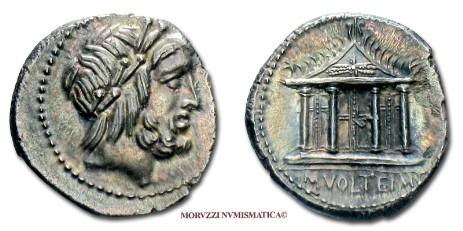 5e0bc66682 Le monete romane repubblicane proposte dalla Moruzzi Numismatica