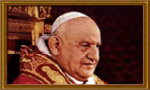 papal medals of pope John XXIII