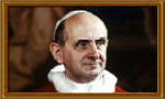 papal medals of pope Paul VI
