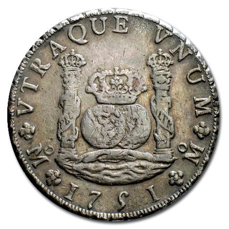 Die Spanischen Münzen Zu 8 Reales Moruzzi Numismatica Münzen